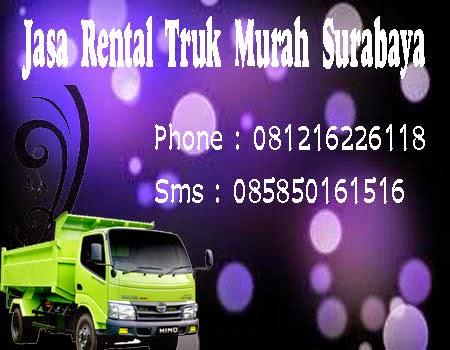 Jasa Rental Truk Murah Surabaya-Tuban