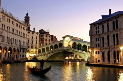 Venecia, Milán y Florencia