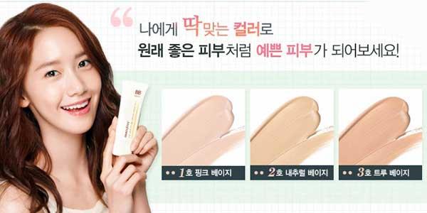 La fiebre de las BB creams originada en Corea