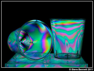Photoelasticity or Birefringence Photography