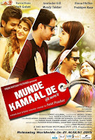 Munde Kamaal De 2015 720p DVDRip Punjabi Movie Download