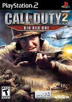 Call of Duty 2: Big Red One – PS2