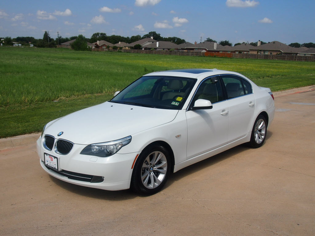 2010 Bmw 535i Sedan 34988 Granbury Texas 76049 Tdy