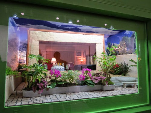 Philadelphia Flower Show 2015- Miniatures: An Affair to Remember