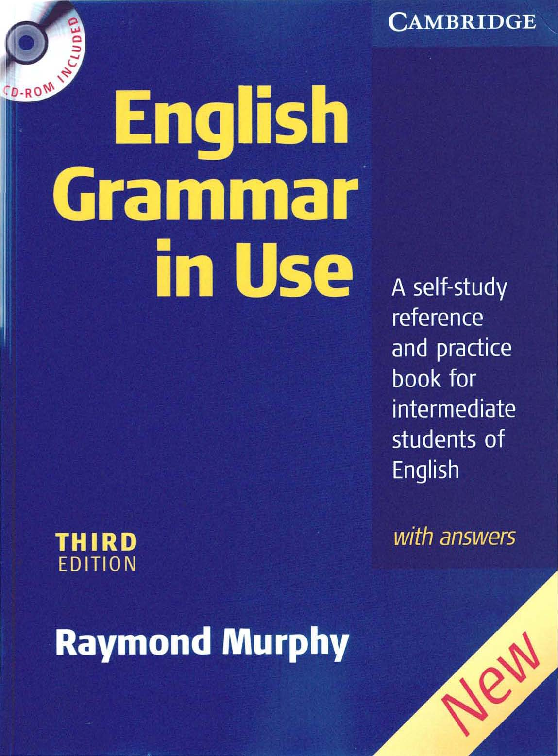 Download English Grammar In Use with Answers 3 edition