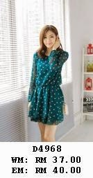 http://www.koreanstyleonline.com/2014/09/d4968-chiffon-polka-dot-dress.html