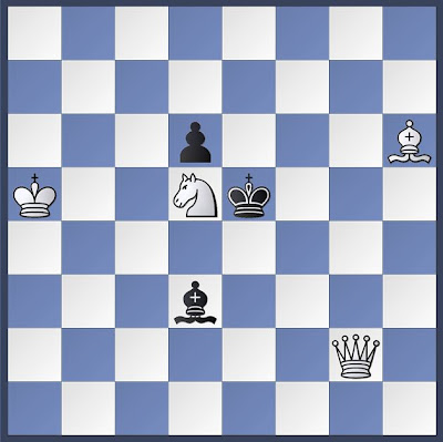 chess, chess problem, chess puzzle, mate in 3