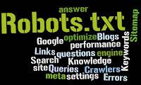 Penjelasan dan Cara Setting Custom Robot.txt di Blogger