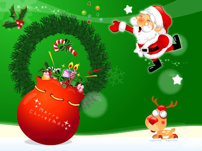 iPad Christmas Wallpapers
