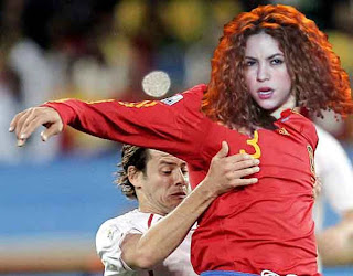 Funny Shakira