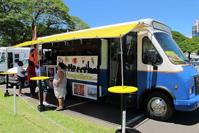 Hawaiian Food Truck Ordinances