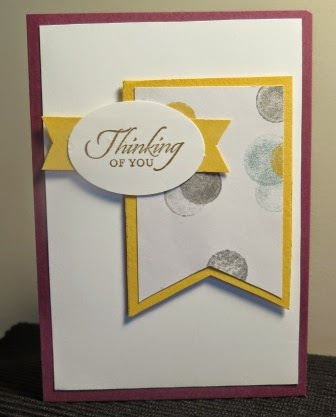 Lets start at the very beginning - Day 30 for zena kennedy independent stampin up demonstrator