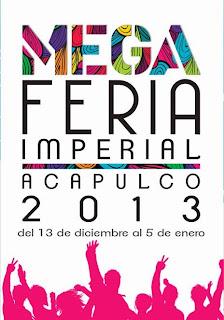 Mega Feria Imperial Acapuclo 2013