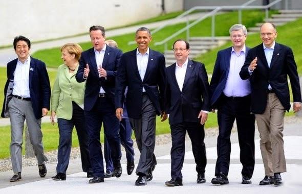 «Невозможно даже представить возвращение России в G7»