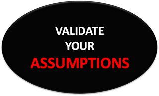 Assumptions Analysis to Identify Risks