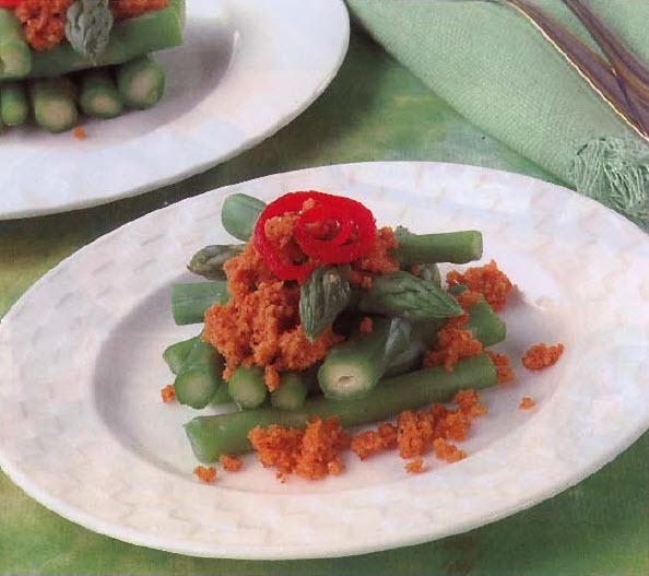 Resep House: Asparagus Kerabu