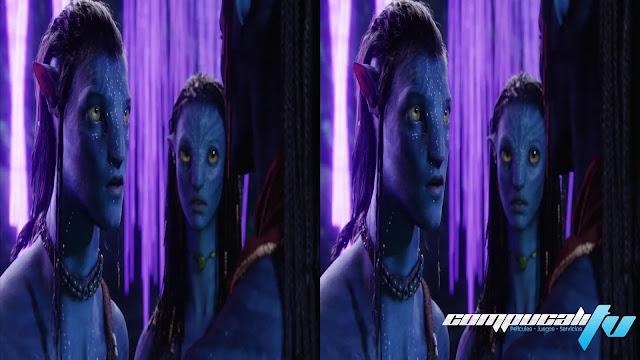 Avatar 3D SBS Latino