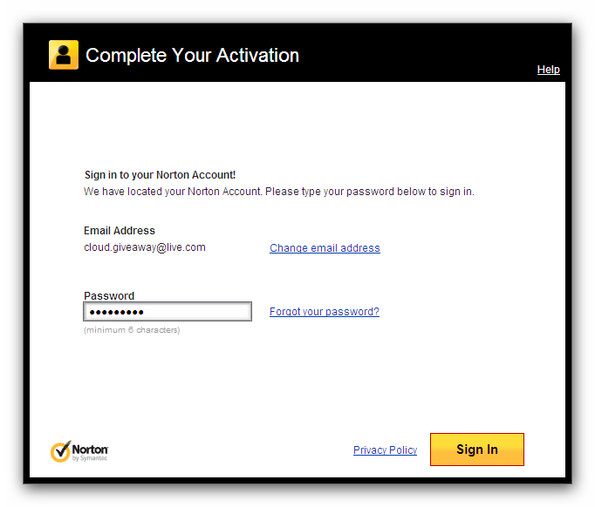 how to cancel norton account