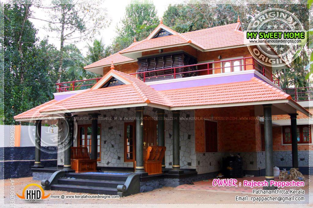 Beautiful house in kerala home kerala plans for Beautiful house photos in kerala
