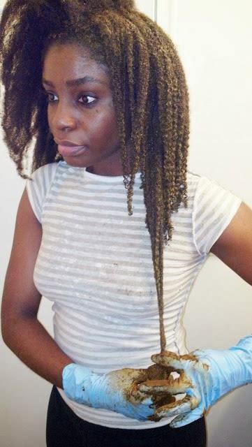 Huile d'olive pousse cheveux crepus