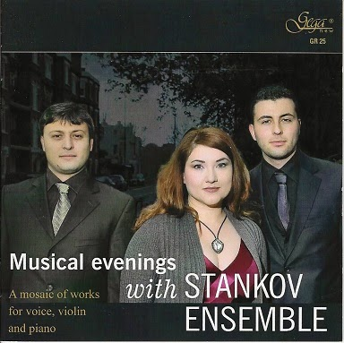 Stankov Ensemble CD