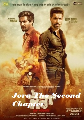 Jora The Second Chapter 2020 Punjabi 400MB Pre-DVDRip 480p