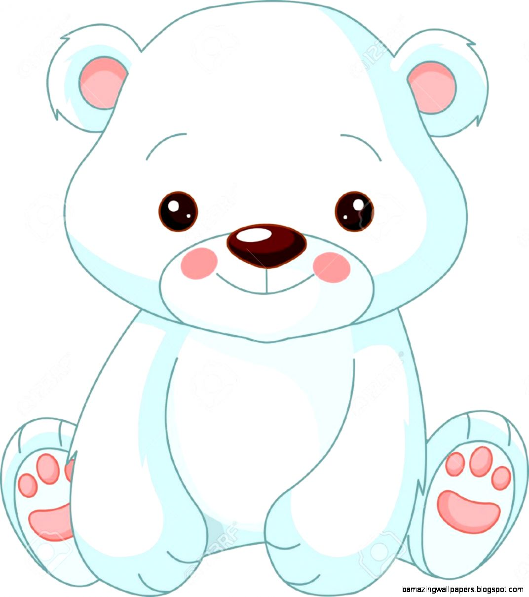 6001 Polar Bear Stock Vector Illustration And Royalty Free Polar