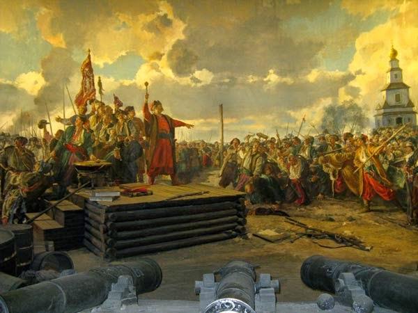 Козацька Україна Вибрані Праці