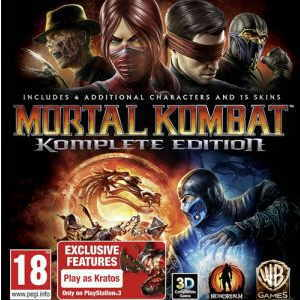 Download Game PC Mortal Kombat : Komplete Edition