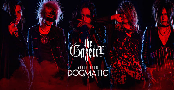 the GazettE en Mexico