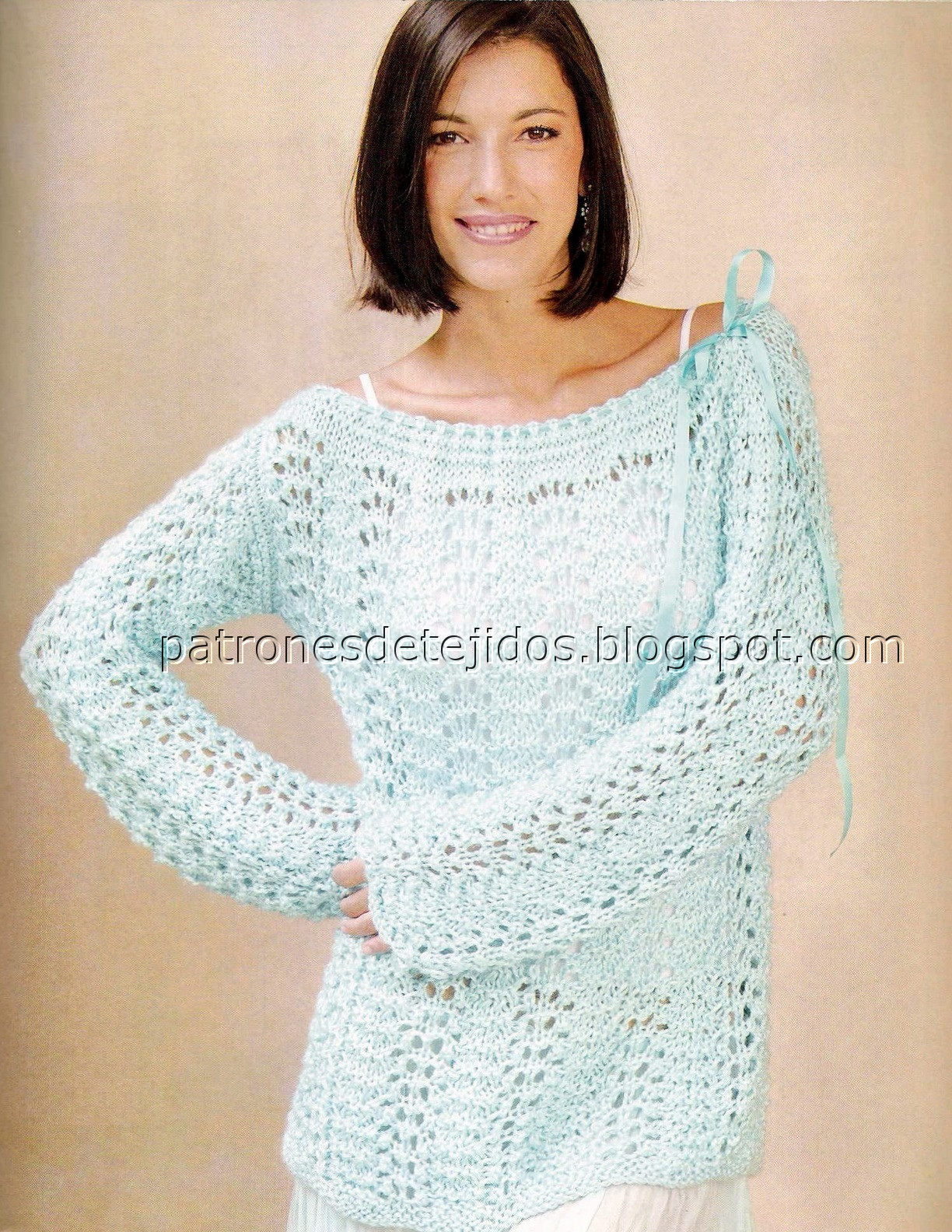 Sweater Cuello Bote