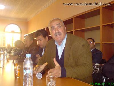 نائب الوالي و عضو المجلس الشعبي لولاية تلمسان لدائرة مرسى بن مهيدي