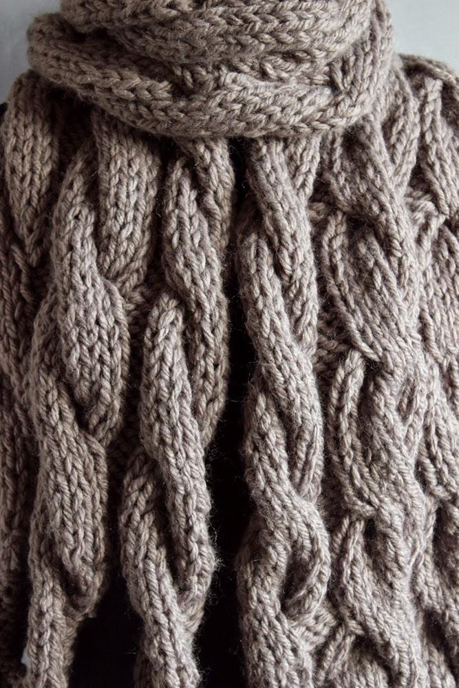 шарф вязаный, шарф объемный, шарф на заказ, шарф
