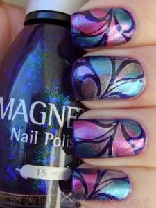 nail art nail Cores para o Verão