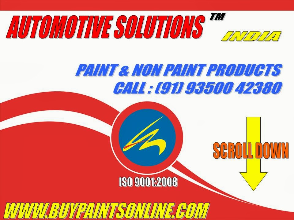 Store for High Performance Paints & Coatings in India