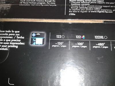 изображение коробка притнера
