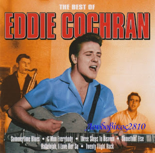Eddie Cochran – The Best of…