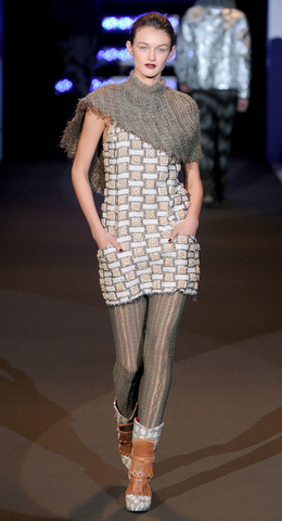 Custo Barcelona Mercedes Benz Fashion Week Invierno 2011