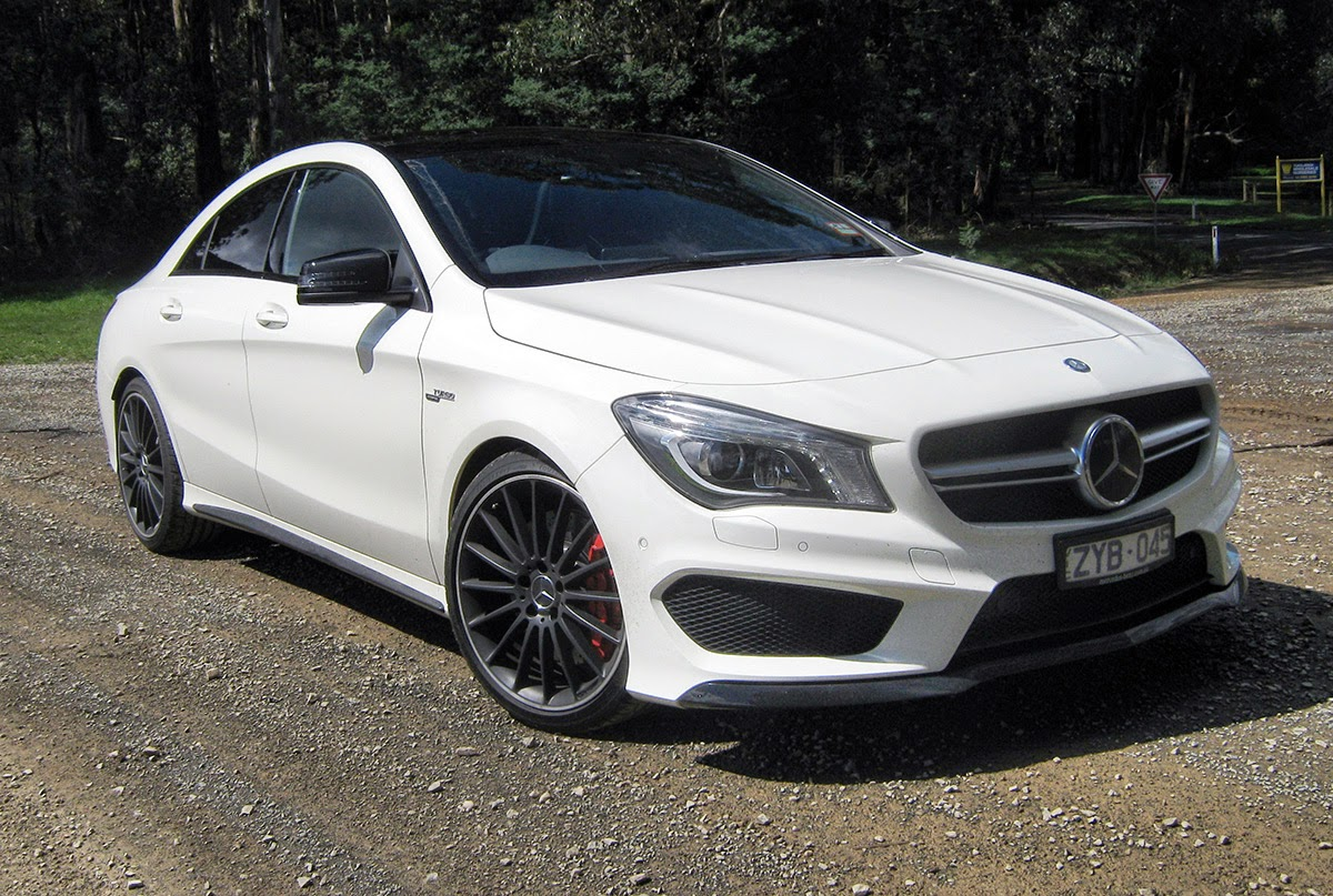 Cla 45 Amg 2016 2017 Best Cars Review | 2017 - 2018 Best Cars Reviews
