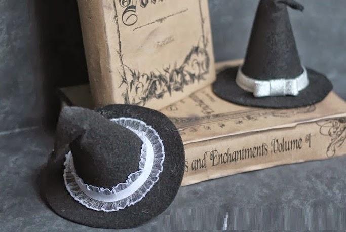 Como Hacer un Sombrero de Bruja para Halloween