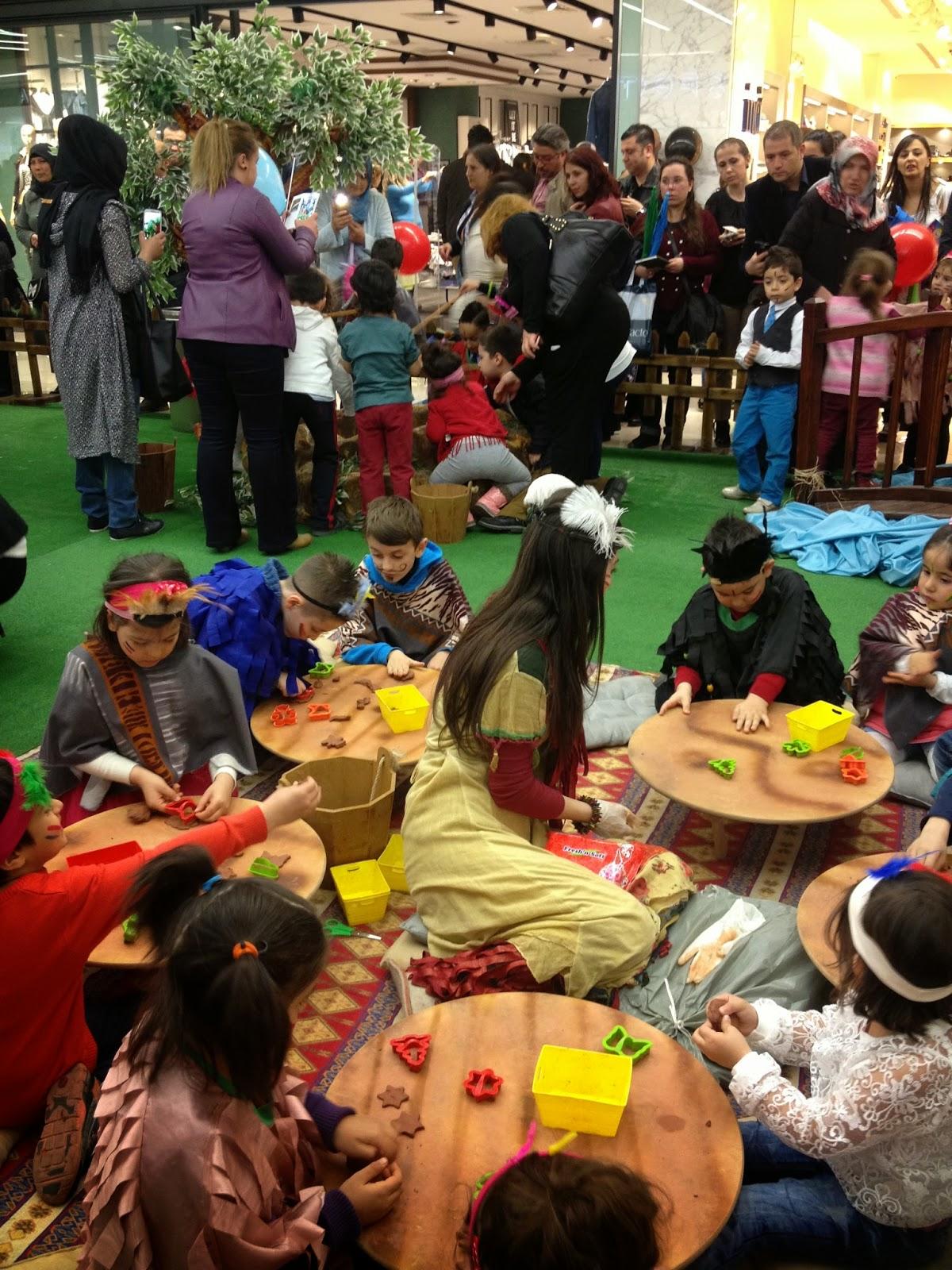 Geronimo Kızılderili Kampı – 23 Nisan Şenlikleri 12