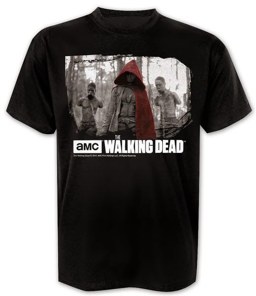 Camiseta Michonne Bosque