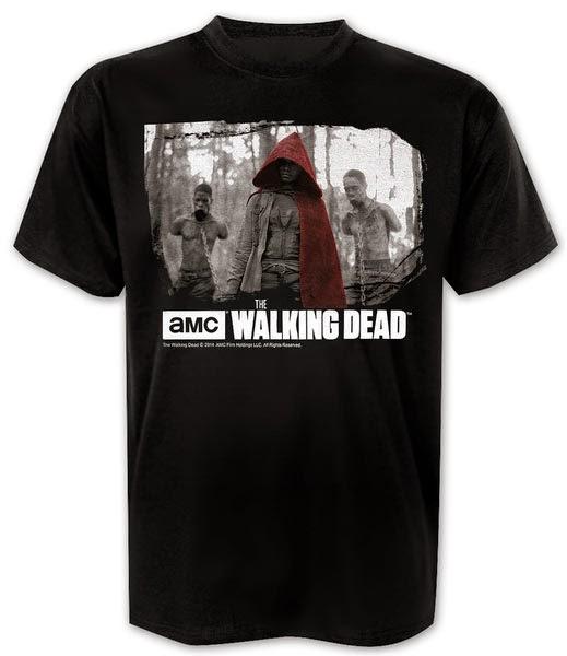Camiseta Michonne Bosque