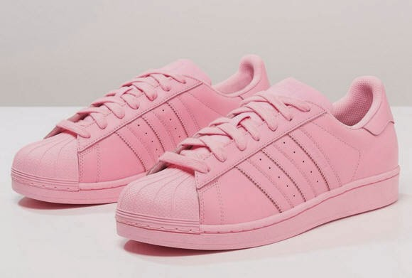 adidas superstar verde acqua