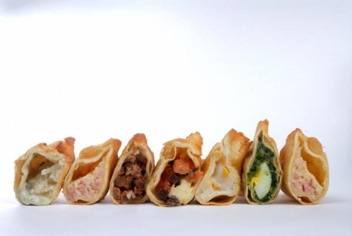 la nueva cocina empanadas: