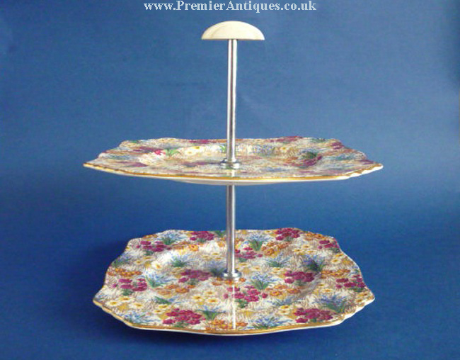 Royal Winton Cake Stand