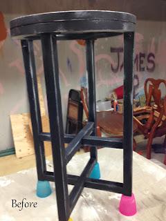 Arles Painted Furniture