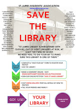 Save The St James Library