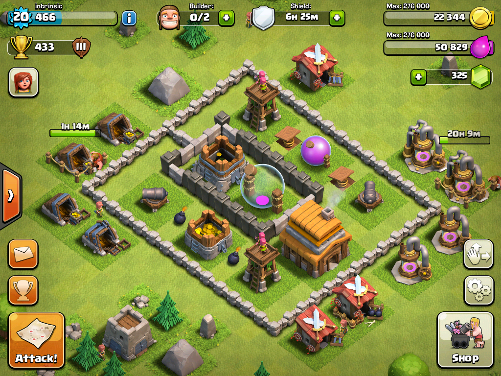how to get my clash of clan game