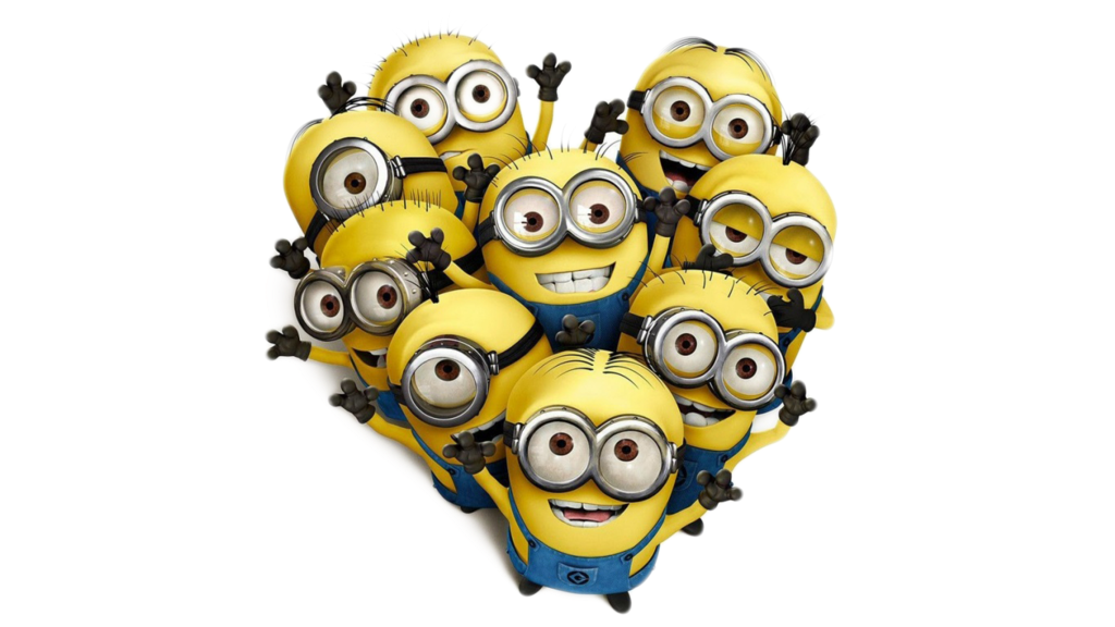 Top 35 Free Printable Despicable Me Coloring Pages